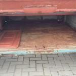 pick up laadvloer onder